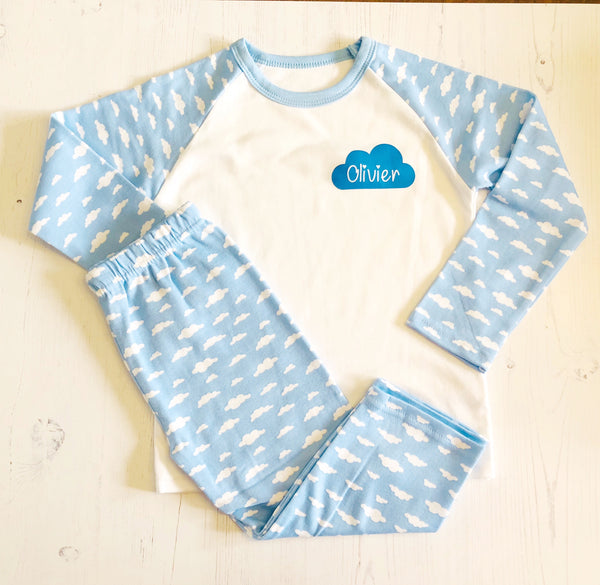 Personalised Cloud Loungewear