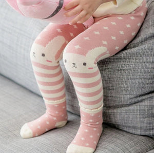 Beautiful Bunny Leggings and Socks