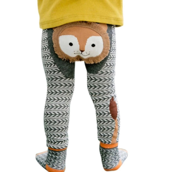 Rory the Lion Leggings and Socks