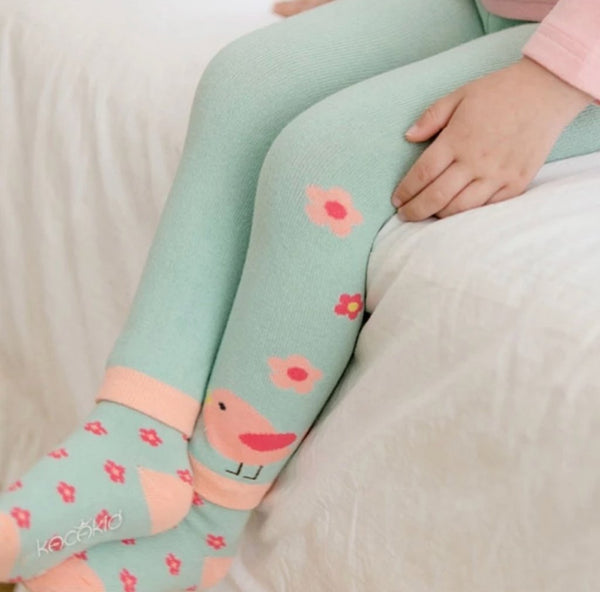 Love Bird Leggings and Socks