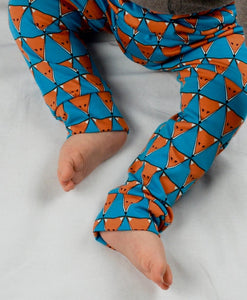Fox Face Organic Jersey Leggings