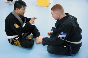 Soldiers learn Jiu-Jitsu, enhance combat skills  By Staff Sgt. Amanda TuckerFebruary