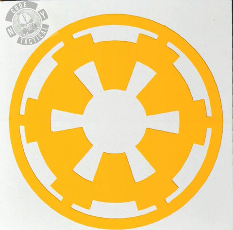 Star Wars Imperial Army Stencil, High Heat Vinyl, Cerakote, Duracoat, Krylon, Gun, Firearm