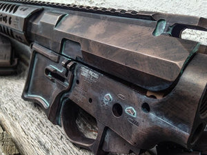 Barreled Action / Chassis / Stock / Shotgun / Rifle Coating