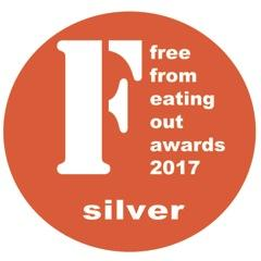 Pastry Blend Awarded Silver in FREE FROM EATING OUT AWARDS