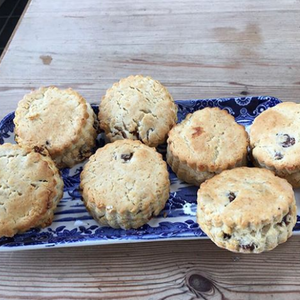 Gluten Free Afternoon Tea - Scone Recipe