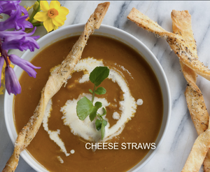 Gluten Free Cheese Straw Recipe