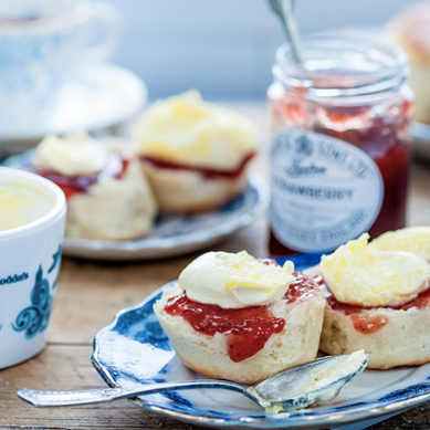 Gluten Free Cream Tea Etiquette Tips