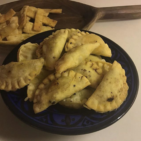 Gluten & Wheat Free Samosa Recipe