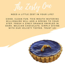The Zesty One - Millionaires Tart