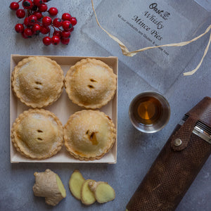 Whisky Mince Pies  4 or 9 pies