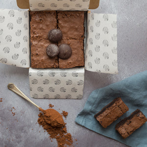Three Month Brownie Subscription (including delivery)
