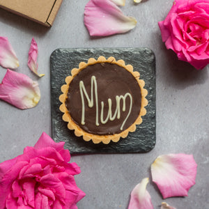 Personalised 'Message in a Million' Millionaires Tart