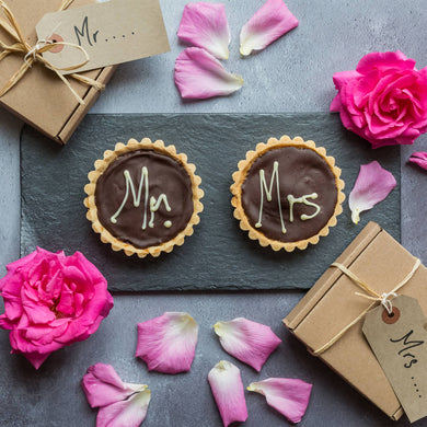 Personalised 'Mr and Mrs' Wedding Millionaires