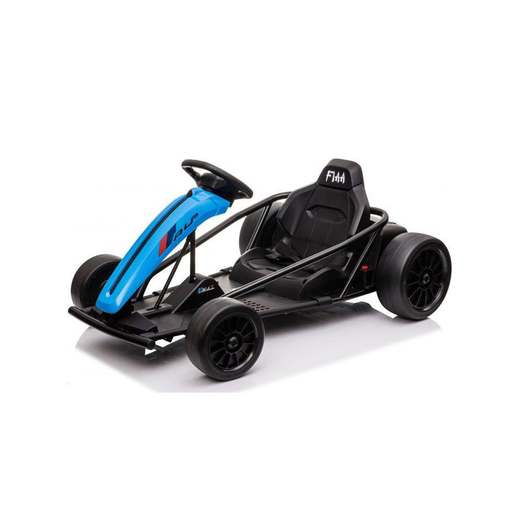 24v KIDS ELECTRIC RIDE ON DRIFT DRIFTING RACING GO KART