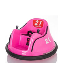 Load image into Gallery viewer, 12V Children's Waltzer Car Battery Operated Electric Ride On Toy - Pink