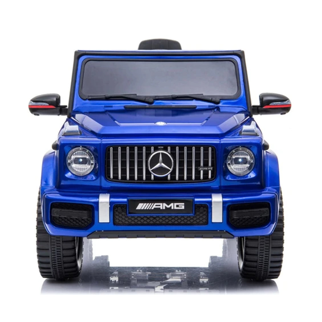 Fully Licensed Mercedes Benz G63 AMG 12V Battery Electric Ride on Car 2019- BLUE