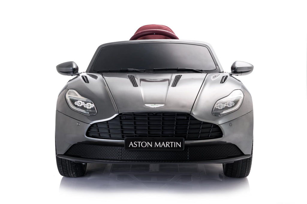 Aston Martin DB11 Children's electric ride on car with parental control- Grey