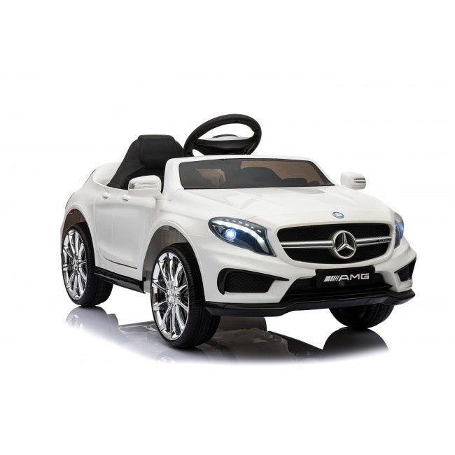Fully Licensed Mercedes GLA 45 AMG - White