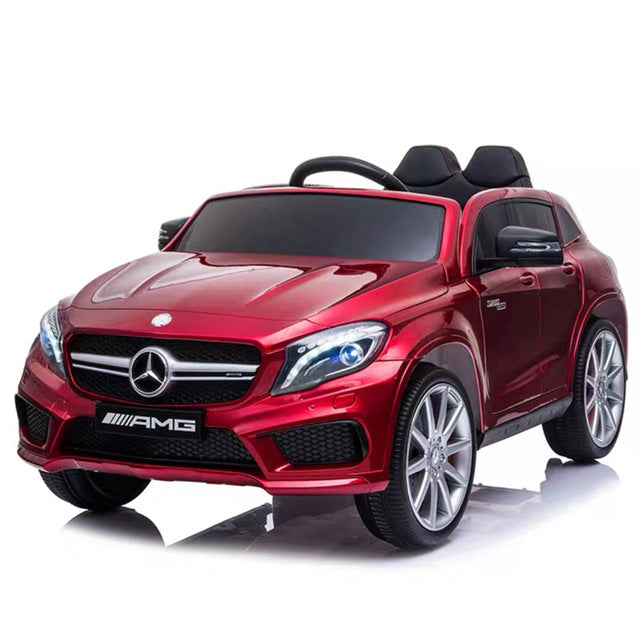 Fully Licensed Mercedes GLA 45 AMG - Wine red