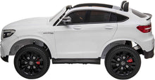 Load image into Gallery viewer, Licensed Mercedes AMG GLC 63 S Coupe 24V* 4WD 2 Seater Children's Ride On Car - WHITE
