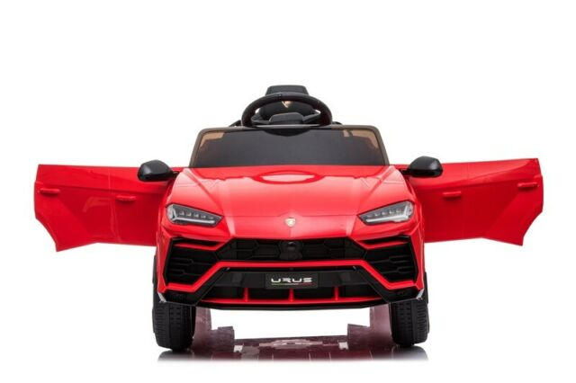 Licensed Lamborghini Urus 12V Ride On Children's Electric SUV - Red