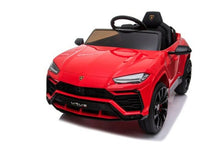 Load image into Gallery viewer, Licensed Lamborghini Urus 12V Ride On Children's Electric SUV - Red
