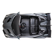 Load image into Gallery viewer, Fully Licensed Lamborghini Veneno 2 seater ride on car MP4 LCD Screen - GREY