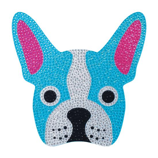 French Bulldog Rinestone Decal-Gifts - Kids Misc-Iscream-Eden Lifestyle