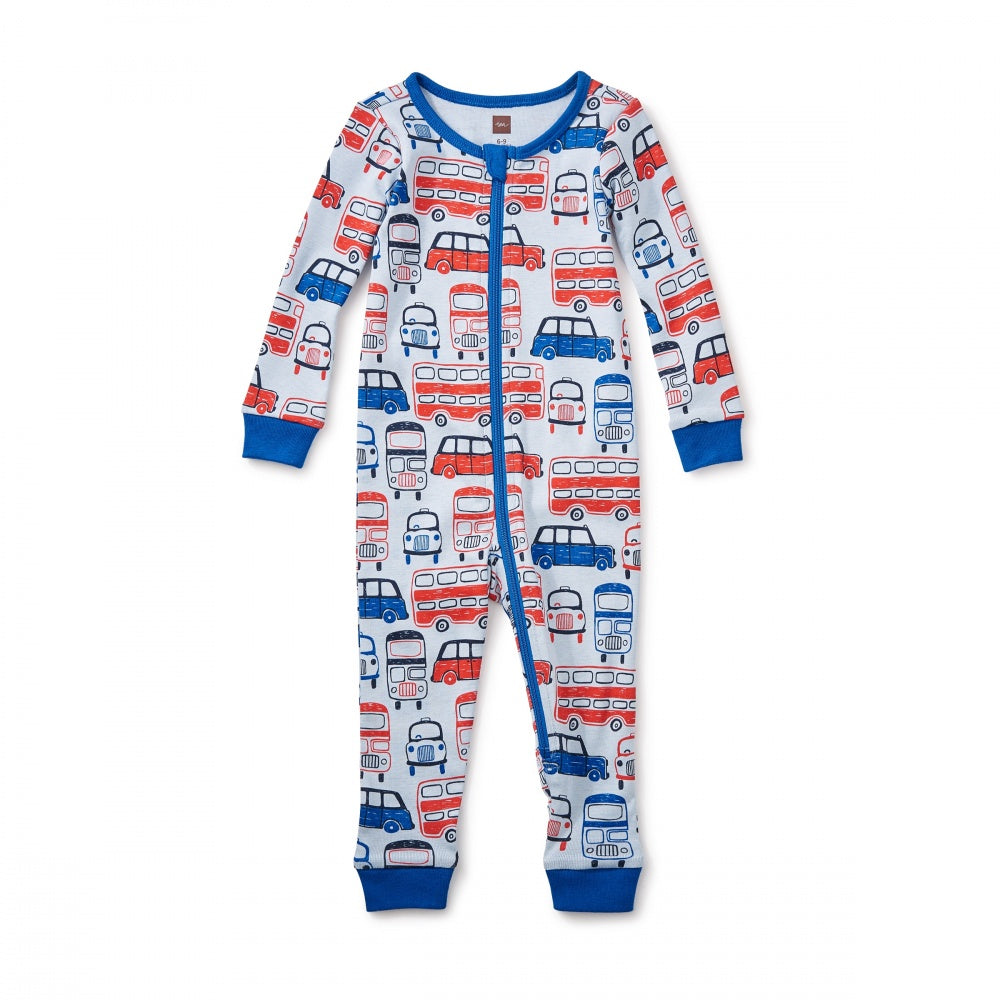 Waverley Station Baby Pajamas-Baby Boy Apparel - Pajamas-Tea Collection-18-24M-Eden Lifestyle