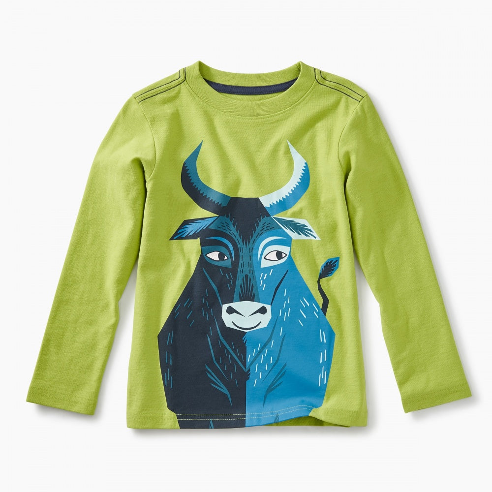 Big Blue Ox Graphic Tee-Boy - Tees-Tea Collection-2-Eden Lifestyle