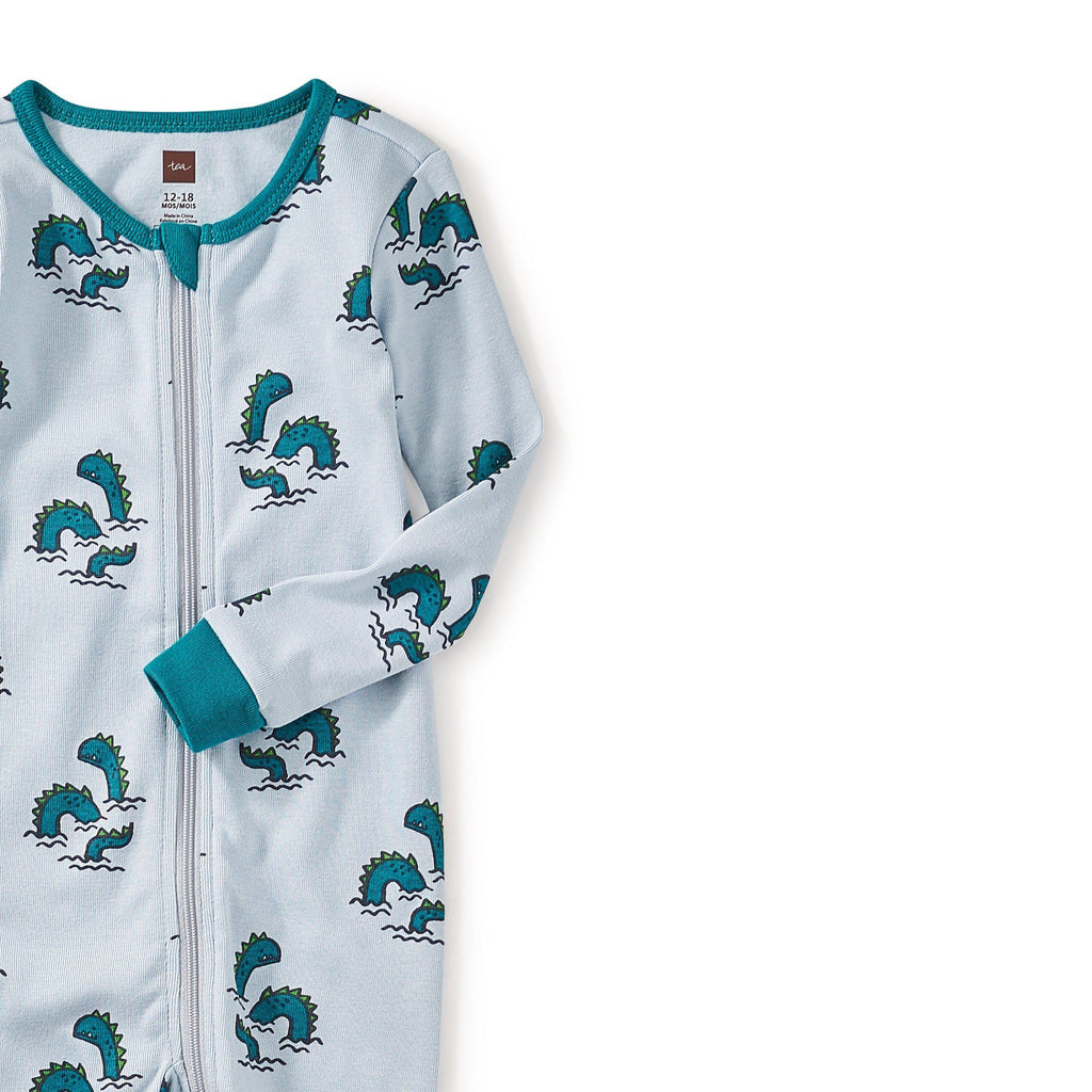 Nessie Baby Pajamas-Baby Boy Apparel - Pajamas-Tea Collection-18-24M-Eden Lifestyle