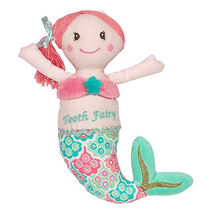 Eden Lifestyle, Gifts - Kids Misc,  Coral the Mermaid Tooth Fairy