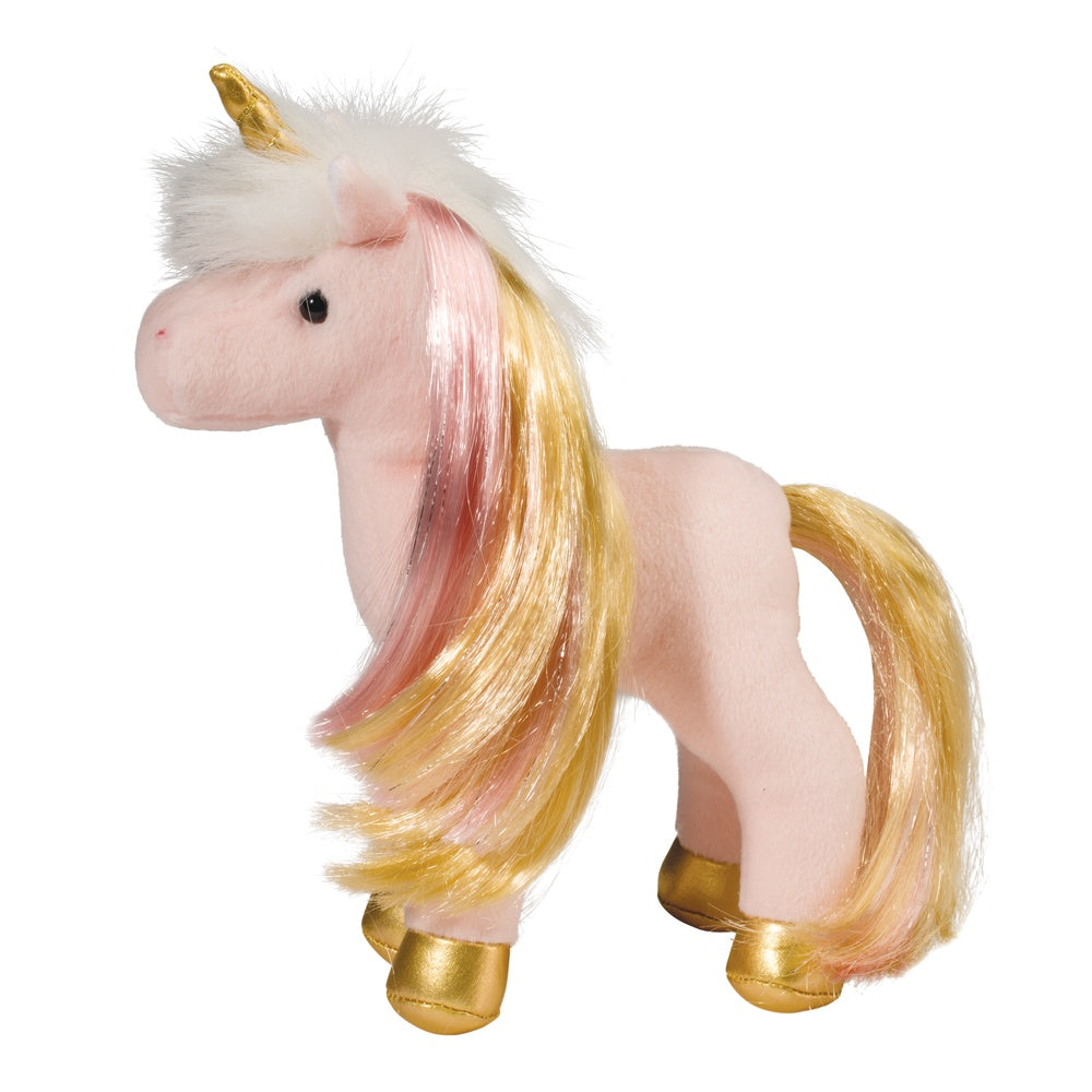 Suki the Unicorn-Gifts - Stuffed Animals-Douglas-Eden Lifestyle