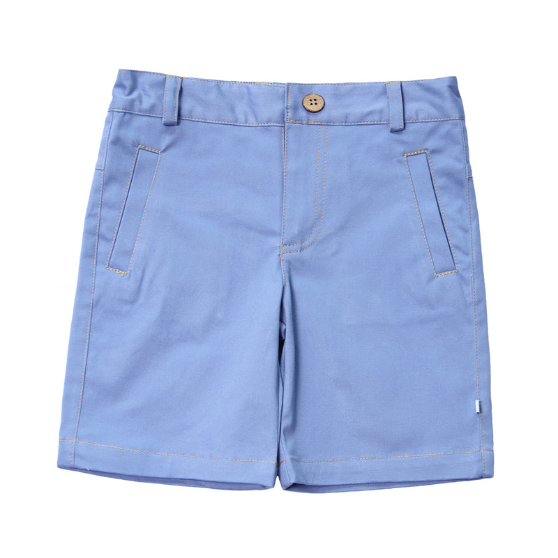 Fore, Boys Sets,  Blue  Shorts