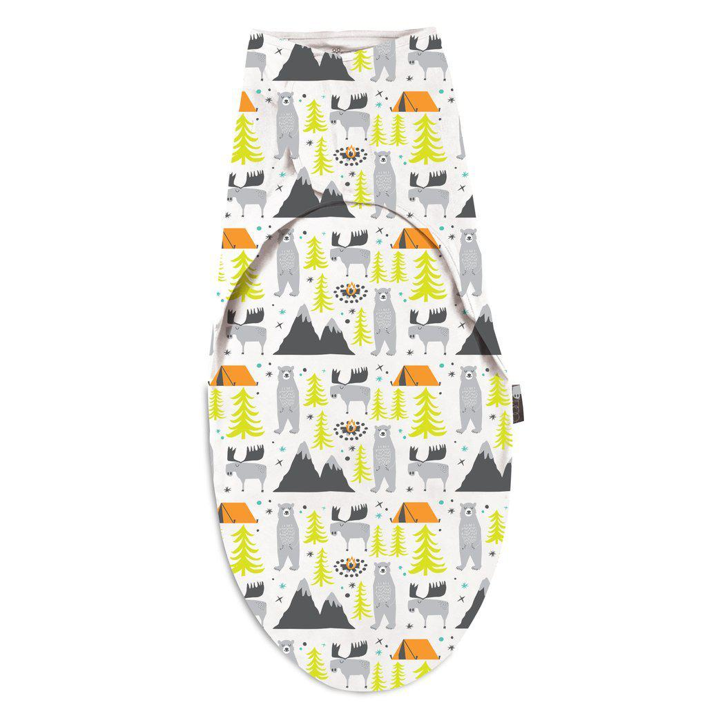 Little Camper Swaddle-Baby - Swaddles-Eden Lifestyle-Eden Lifestyle