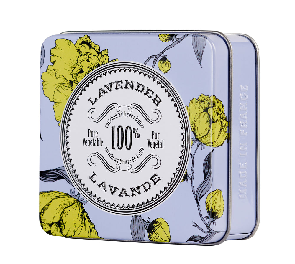 La Chatelaine, Gifts - Beauty & Wellness,  La Chatelaine - Lavender Travel Soap