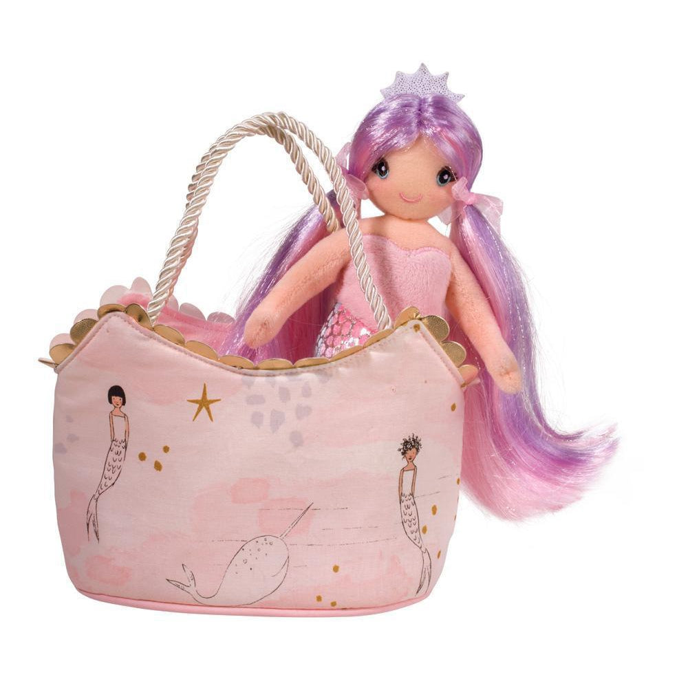 Eden Lifestylekids, Gifts,  Mermaid Purse with Mermaid - Pink