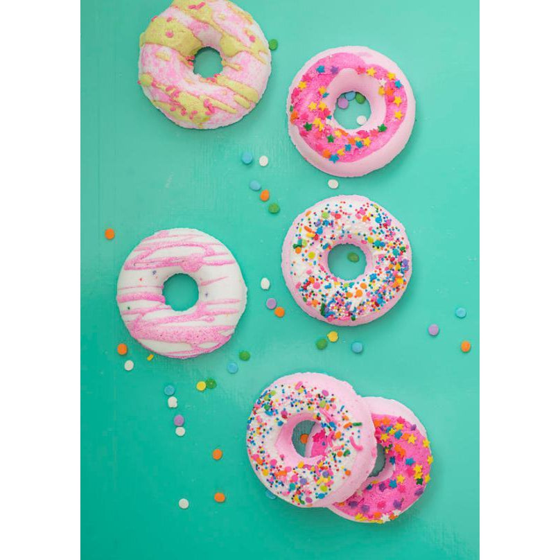 Donut Gifts - Bath Bombs-Gifts - Bath Bombs-Eden Lifestyle-Eden Lifestyle