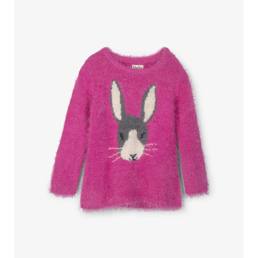Hatley, Girl - Outerwear,  Hatley Hippity Hop Fluffy Sweater