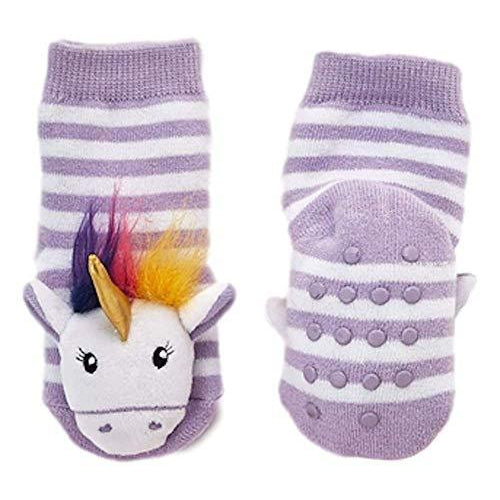 Eden Lifestyle, Accessories - Socks,  Unicorn Baby Rattle Socks