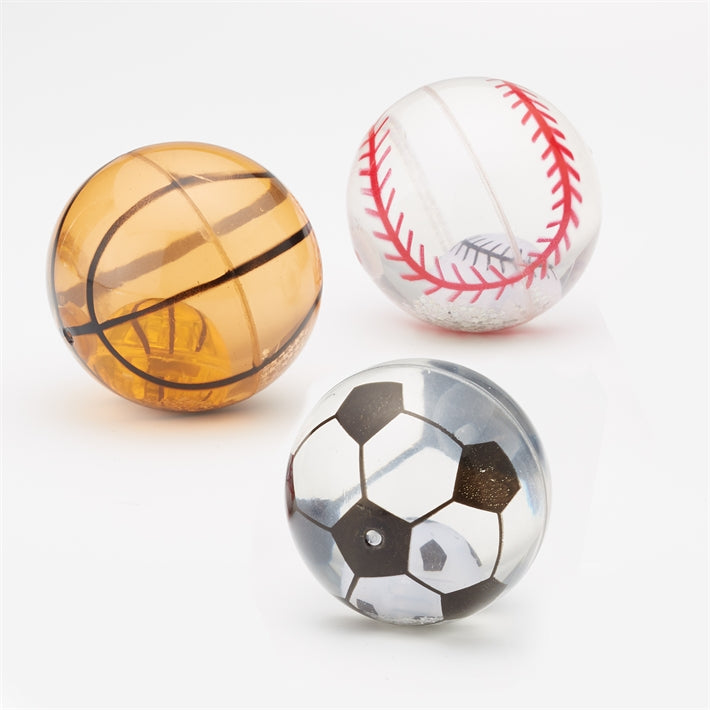 Sports Bouncy Light Up Ball