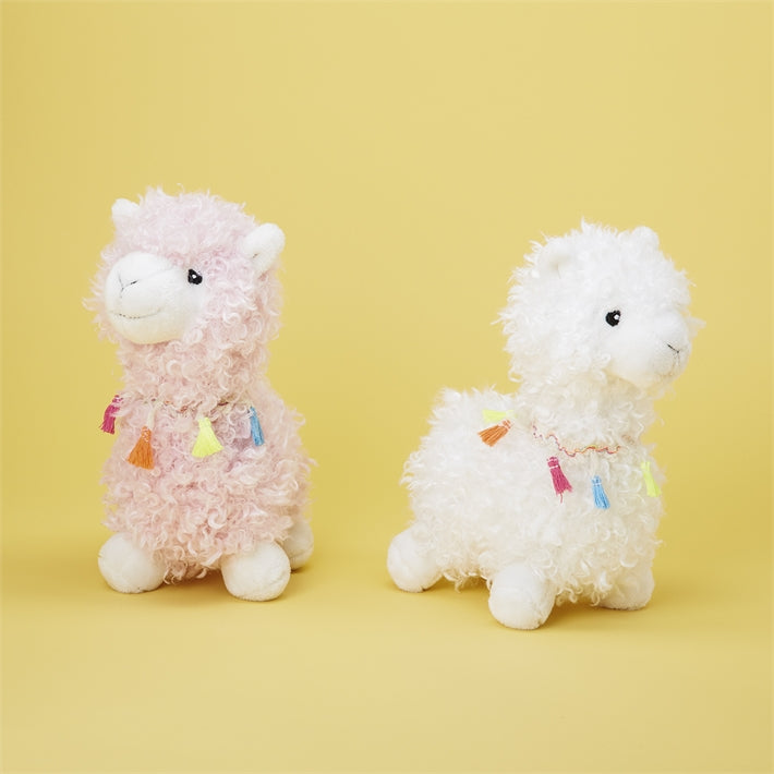 Eden Lifestyle, Gifts - Stuffed Animals,  Fluffy Llama
