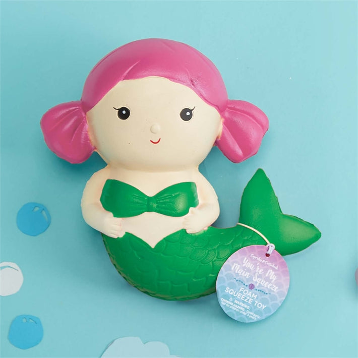 Mermaid Squishie