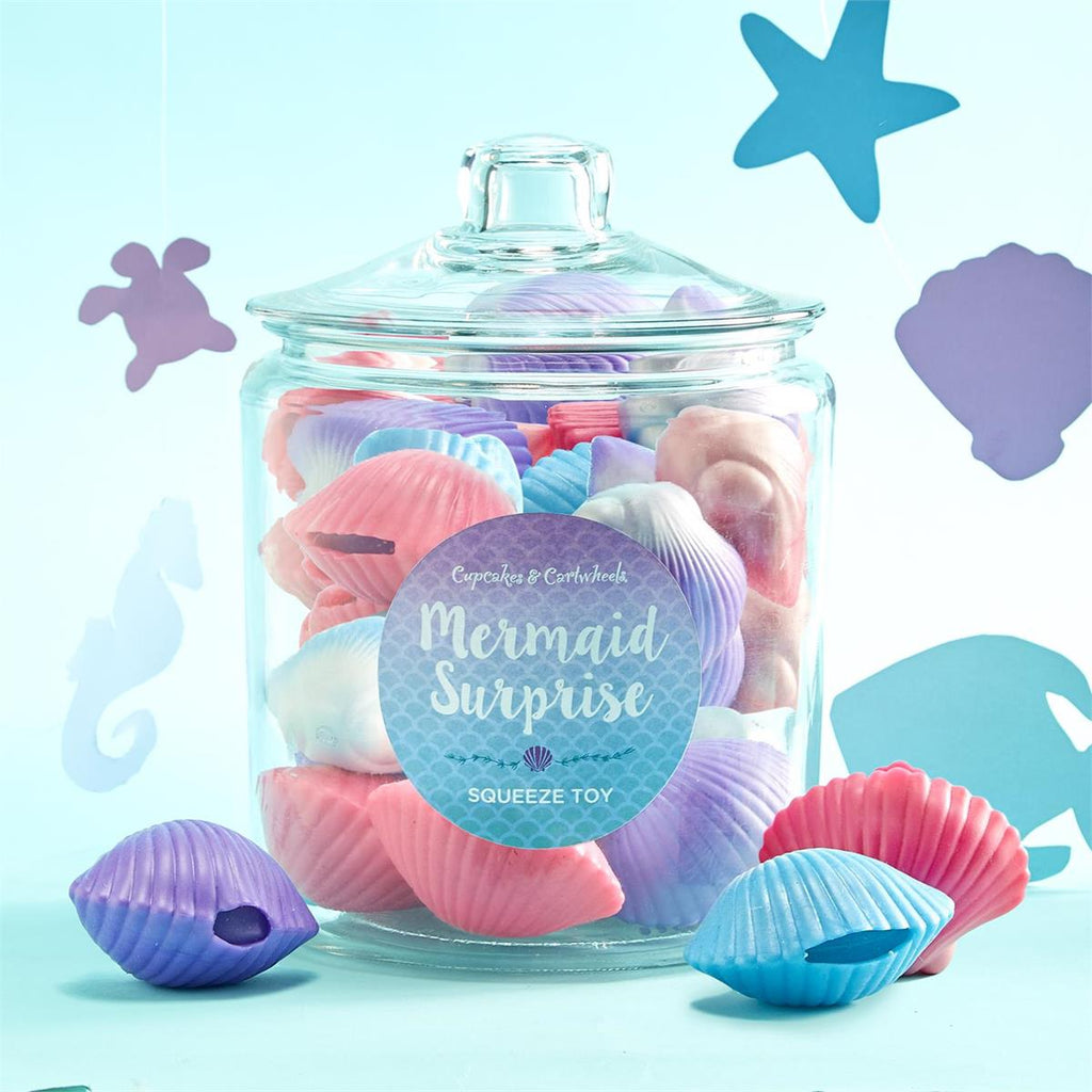Mermaid Squeeze Toy - Assorted-Gifts - Kids Misc-Eden Lifestyle-Eden Lifestyle