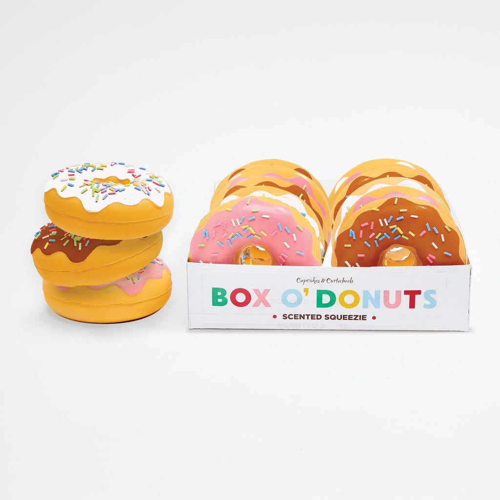 Donut Squeeze Toy - Assorted-Gifts - Kids Misc-Eden Lifestyle-Eden Lifestyle