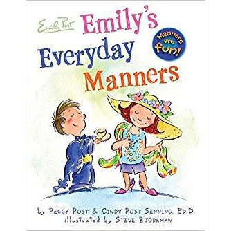 Harper Collins, Books,  Emily's Everyday Manners