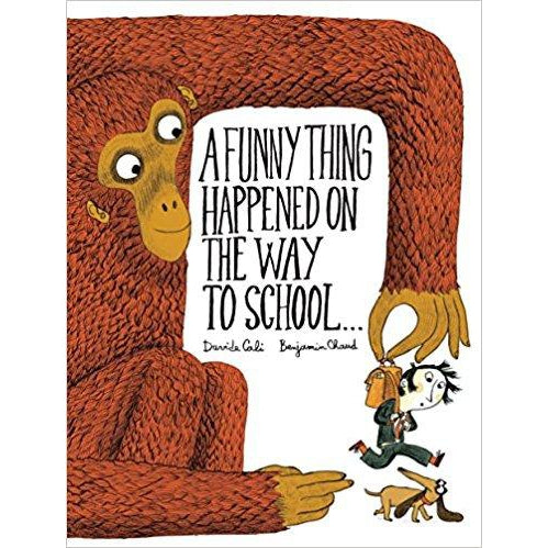 A Funny Thing Happened on the Way to School...-Book-Eden Lifestyle-Eden Lifestyle