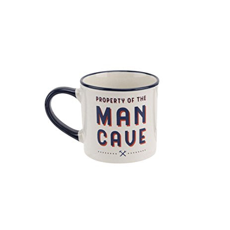 Eden Lifestyle, Gifts - Men,  Man Cave Mug