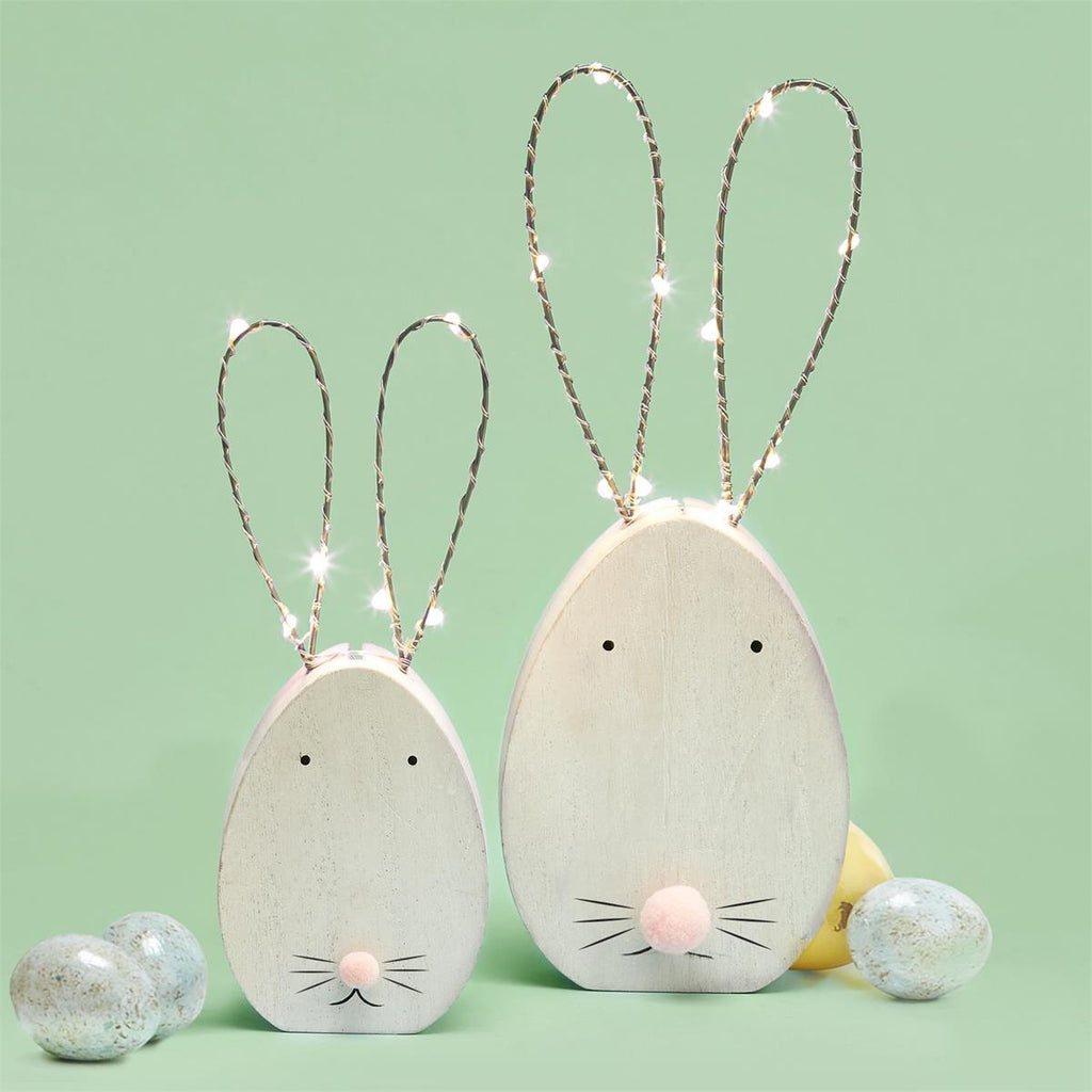 Light Up Bunny LED Decor - Assorted-Gifts - Kids Misc-Eden Lifestyle-Eden Lifestyle